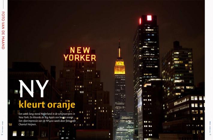 Publication 'NY 400 years celebration' | Minbuza, September 2009