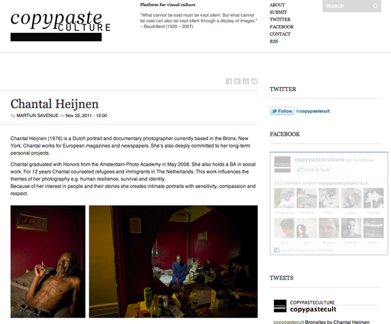 Copypaste Culture | November 2011