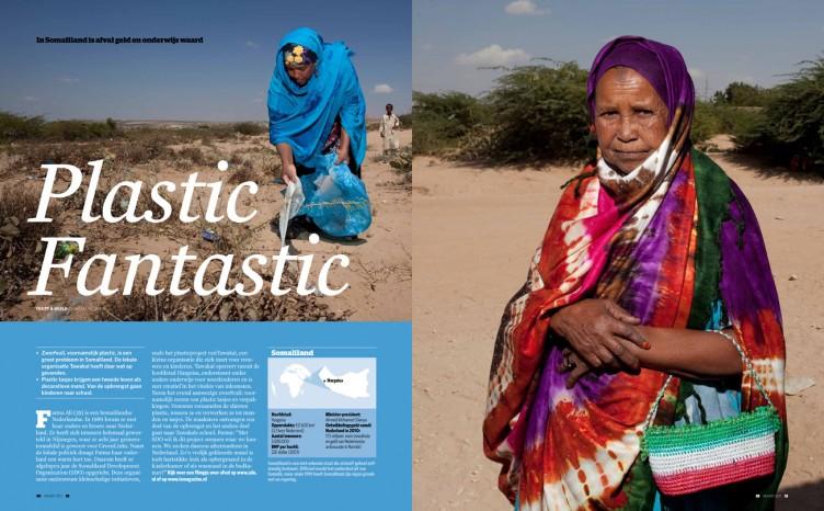 Publication 'Plastic Fantastic' | Internationale Samenwerking, March 2011